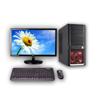 AMD FX-4 Quad Core 3.6GHz Desktop PC