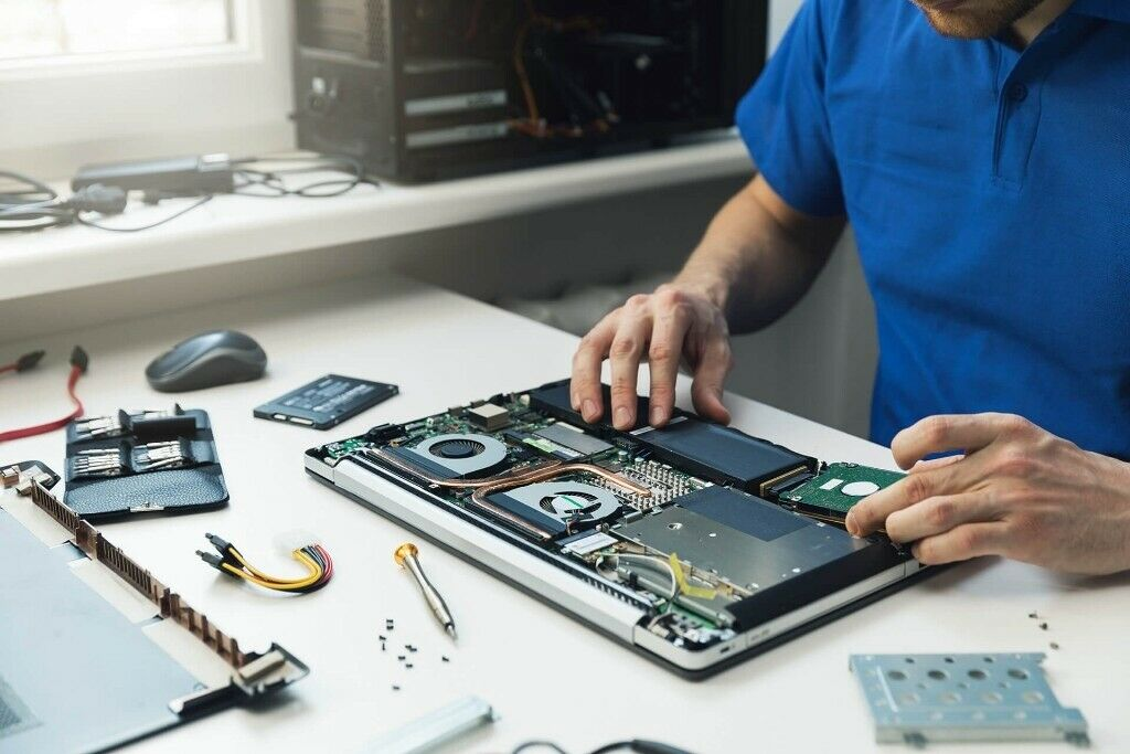 Laptop Repairs In North London